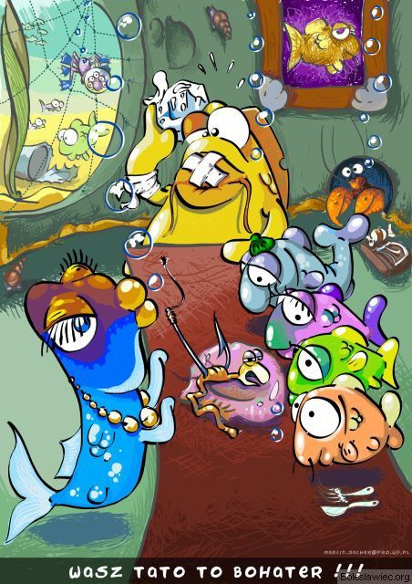 Z życia ryb