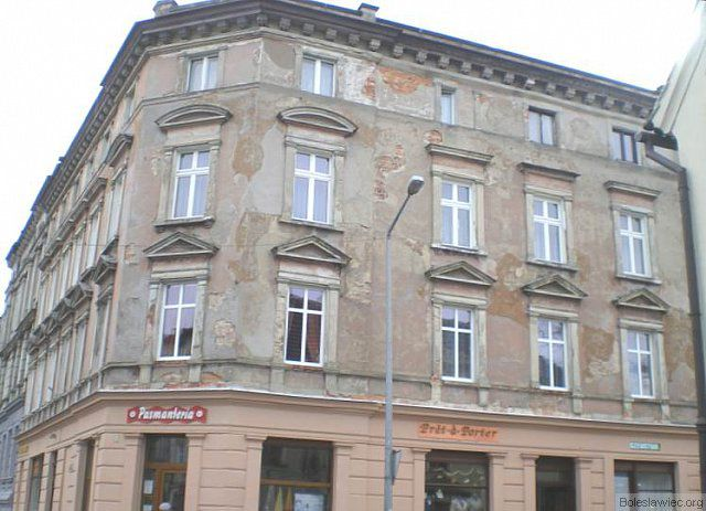 Dom przy ul. Kubika, K.Paryskiej z-index: 0
