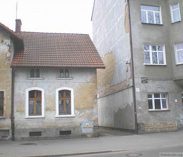 Ul. Gdańska z-index: 0