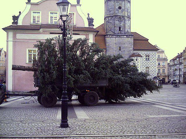 Świateczne drzewko