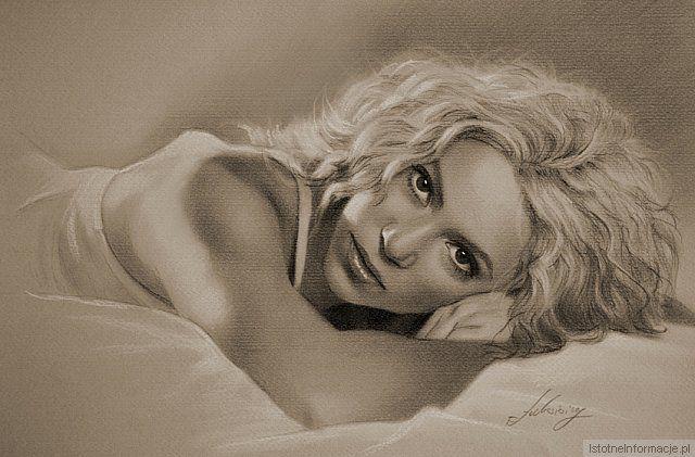 Shakira z-index: 0
