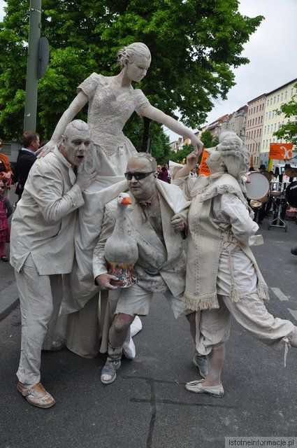 Bolesławianie na Karneval der Kulturen z-index: 0