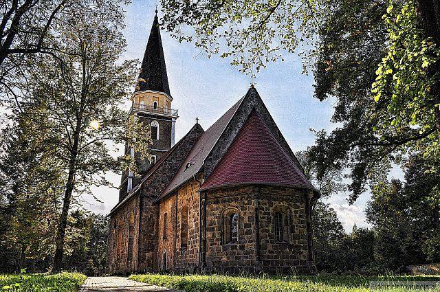 Kościół parafialny p. W. Matki Bożej Częstochowskiej
