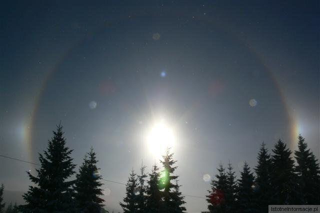 Trzy słońca