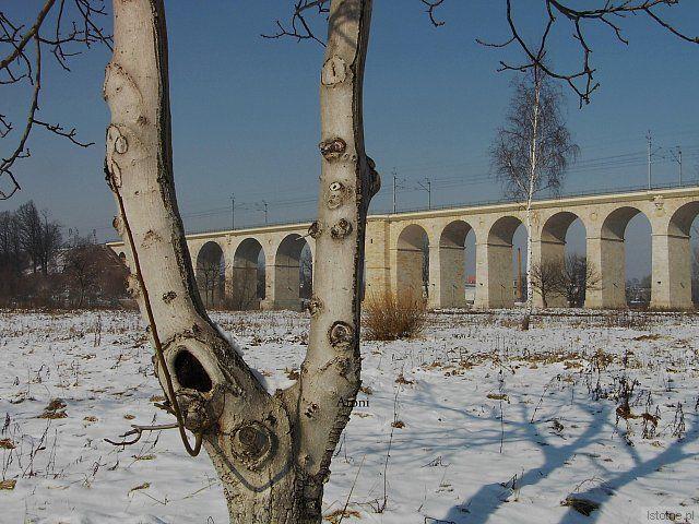 Ostatnie dni zimy * Wiadukt *  2011