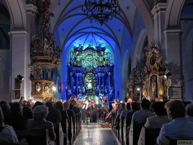 Koncert Wratislavia Cantans w Bolesławcu