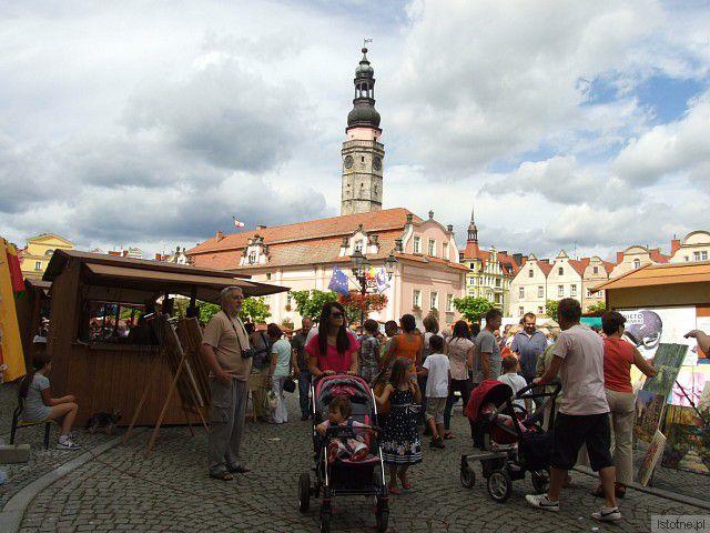 Bolesławiecki Ratusz - Święto Ceramiki 2012