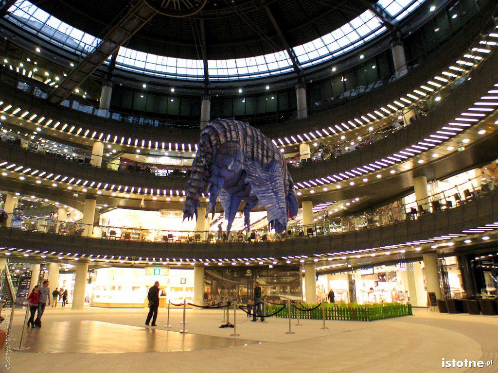 Cuprum Arena - wnętrze