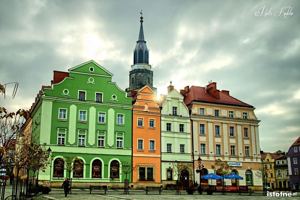 Moje miasto w HDR