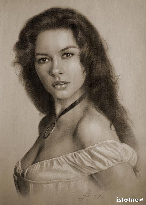 Portret-rysunek z-index: 0