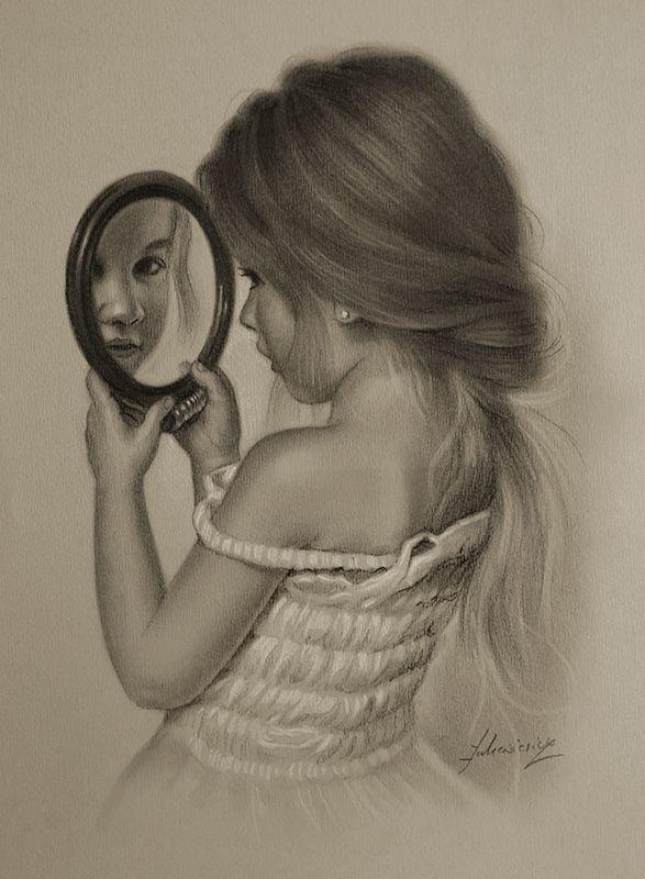 rysunek-portret z-index: 0