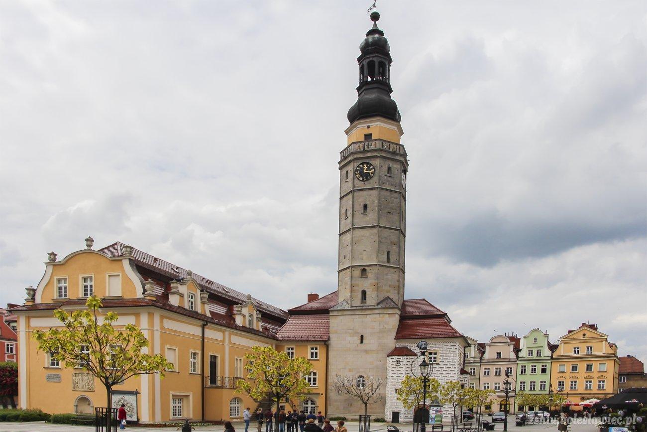 Ratusz w Bolesławcu (21.05.2015 r.) z-index: 0