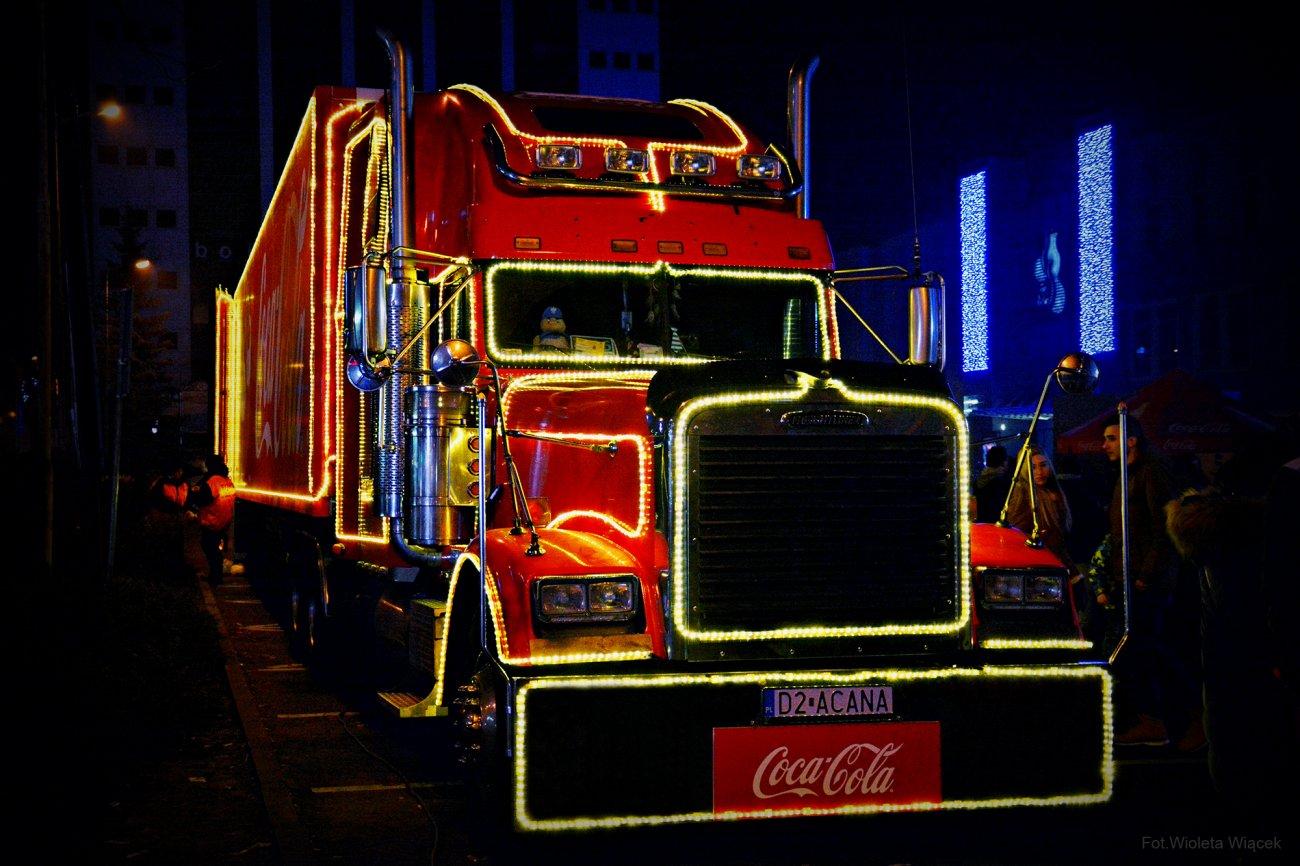 Coca-cola w Boleslawcu