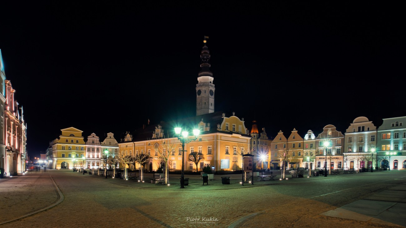 Bolesławiec Rynek