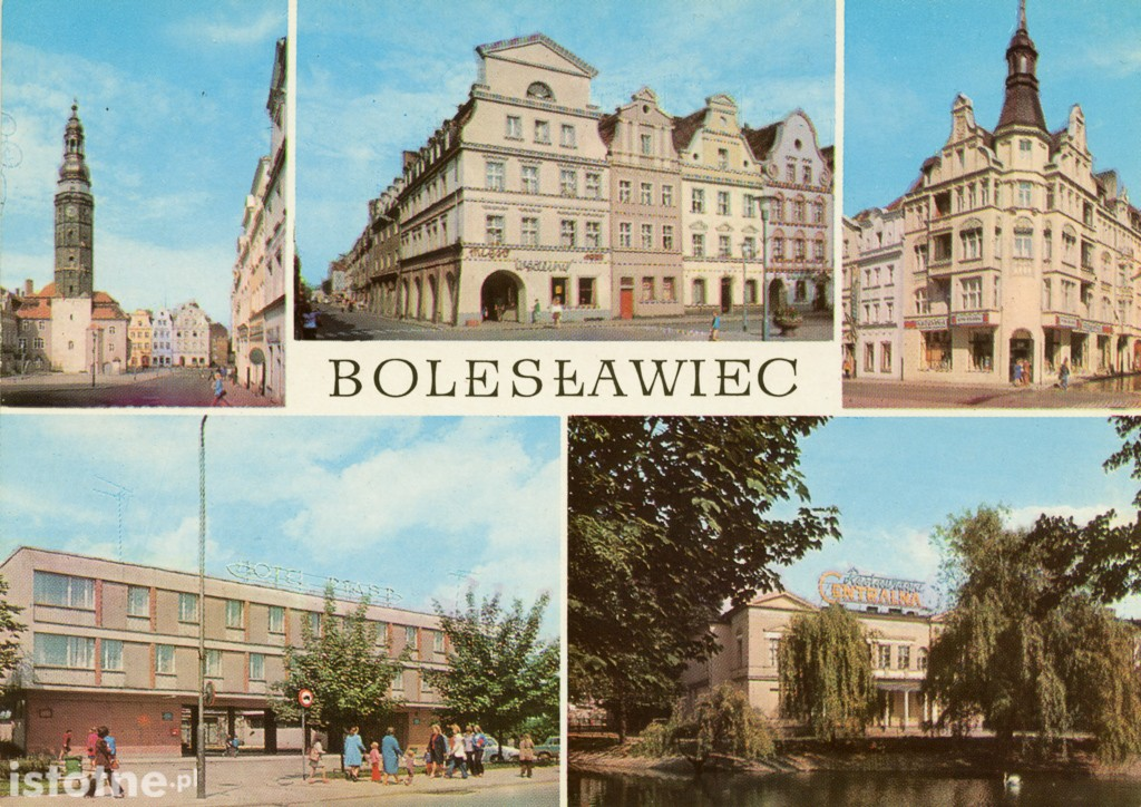 Bolesławiec - kompozycja z-index: 0
