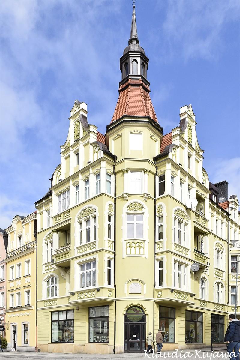 Kamienica na bolesławieckim rynku z-index: 0