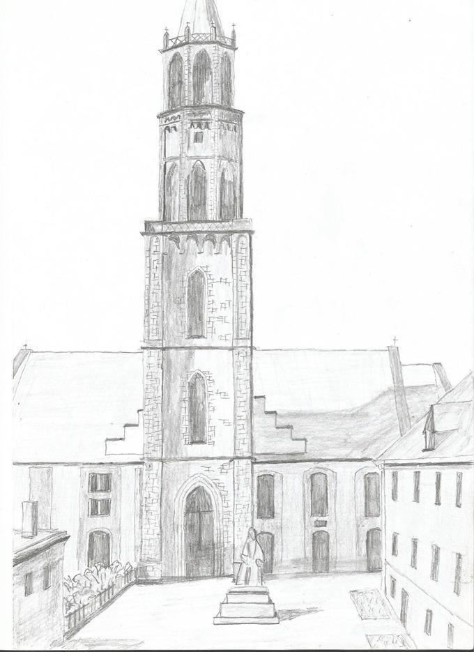 Plac Zamkowy, Kościół MB Nieustającej Pomocy