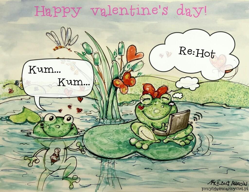 Wesołych Walentynek