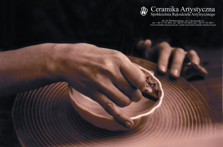 Ceramika Artystyczna Spółdzielnia Rękodzieła Artystycznego