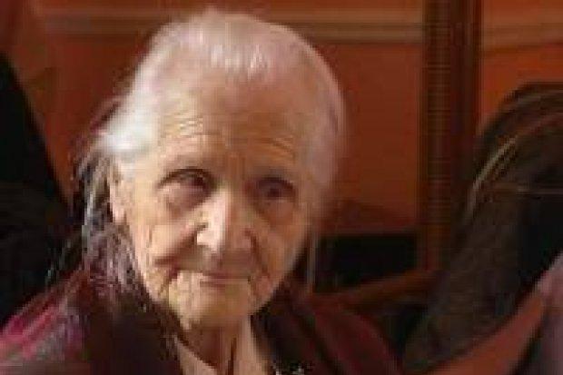 Marianna Maj skończyła 100 lat