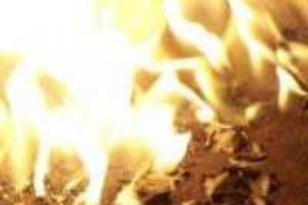Pożar w mieszkaniu przy ul. Polnej