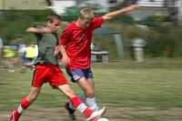 Młodzi piłkarze walczyli w Kwiatolidze