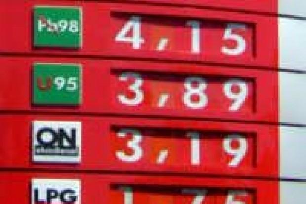 Orlen również podnosi ceny benzyny