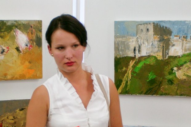 Biblioteka prezentuje prace Marty Kisiliczyk