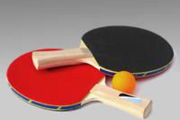 Niepełnosprawni rywalizowali w tenisie stołowym