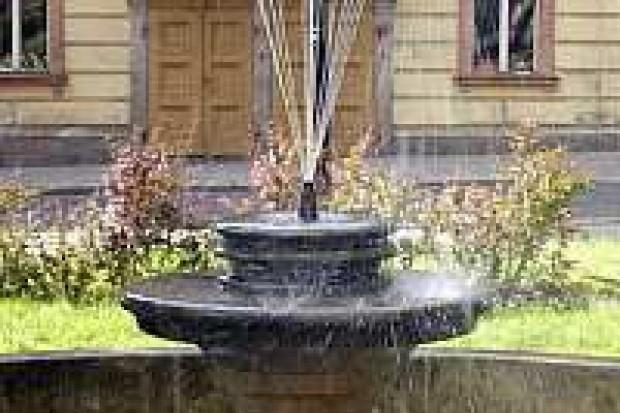 Działają miejskie fontanny
