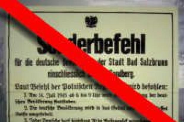 Mieszkańcy Siegburga zaprotestowali w liście