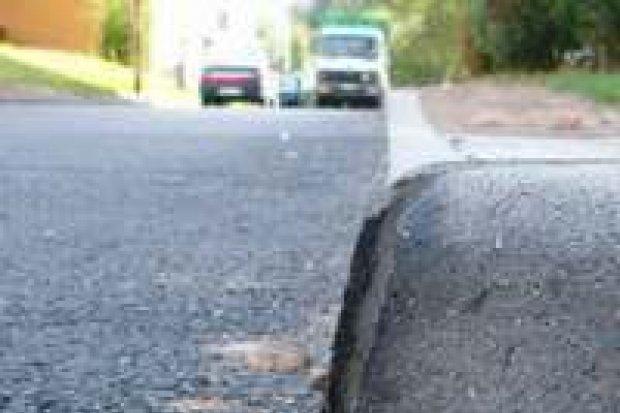 Miasto remontuje i buduje drogi