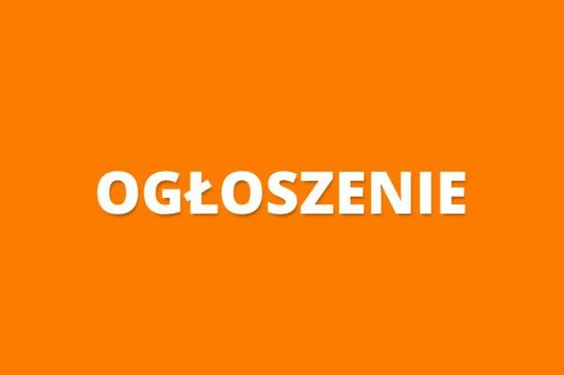 Ogłoszenie Starosty Bolesławieckiego