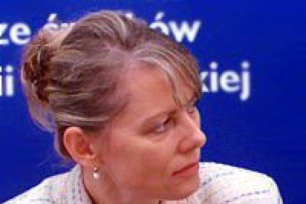 Lidia Geringer de Oedenberg będzie gościć w Bolesławcu
