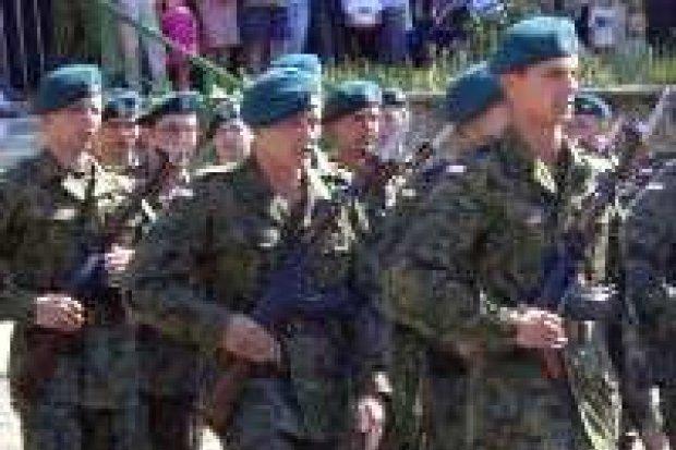 Żołnierze złożyli przysięgę wojskową