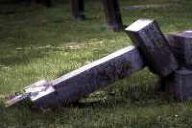 Cmentarze gorszego Boga