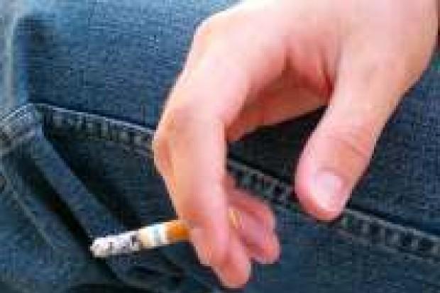 26-latek wpadł z nielegalnymi papierosami