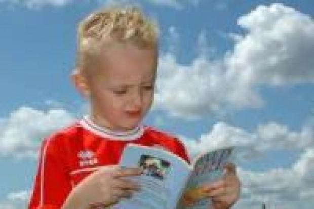 Dzieci zaprezentują szybkie czytanie