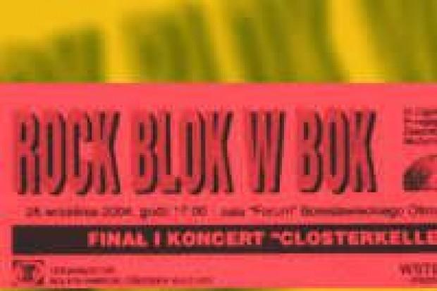 Są kolejne wejściówki na Rock Blok w BOK