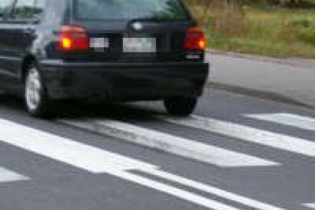 Policja: 59 mandatów dla pieszych