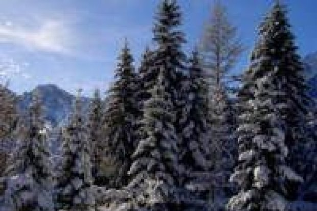 W górach leży już śnieg