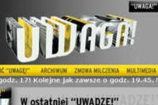 Brak faktów w programie TVN