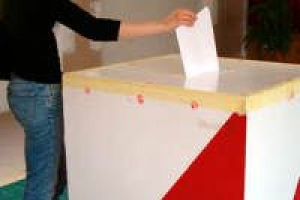Spokojnie przebiega referendum w Lubaniu