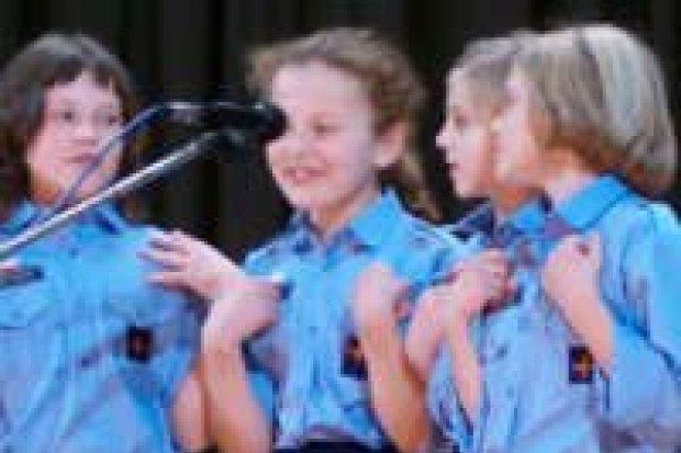 Dziewczęta zdominowały konkurs piosenki harcerskiej
