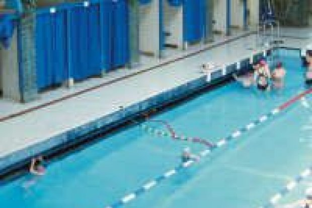 Zawody pływackie odbyły się na basenach