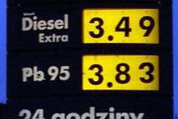 Kolejny raz obniżono ceny paliw