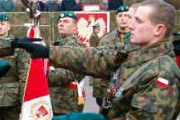Żołnierze złożyli przysięgę