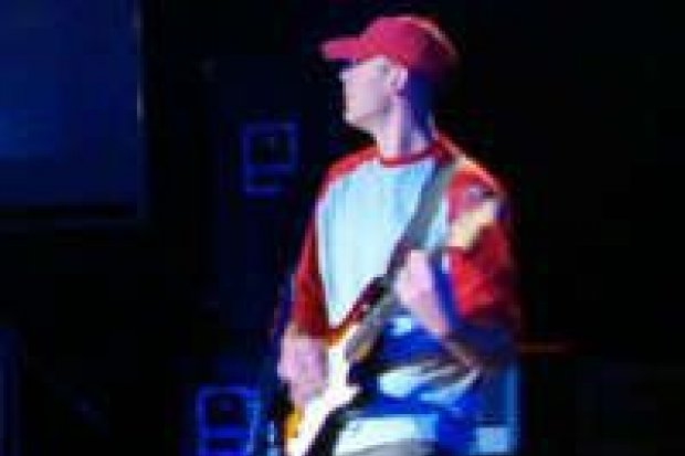 Rockowy koncert odbył się w Pegazie