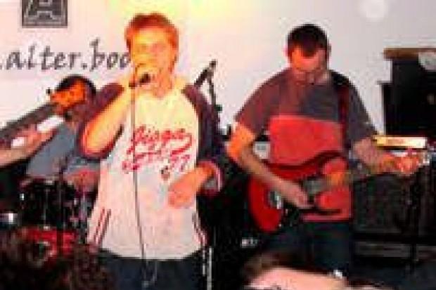 Grupa Alter zagrała w klubie Pegaz