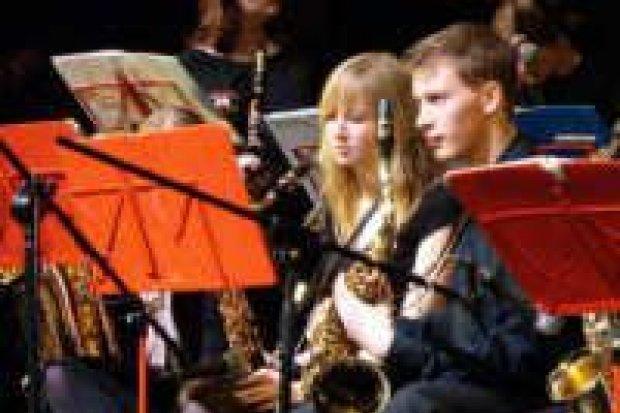 Duńska młodzież koncertowała w Bolesławcu